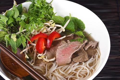 Asiatische Küche - Vietnam